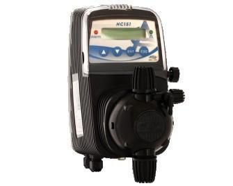 پمپ تزریق دیجیتال سلنوئیدی سری HC151 PI mA